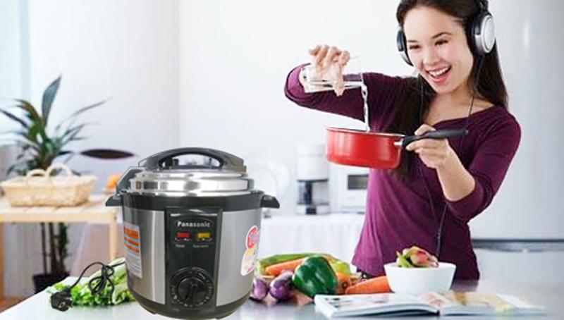 Chọn mua nồi cơm điện cao tần tốt cho gia đình bạn