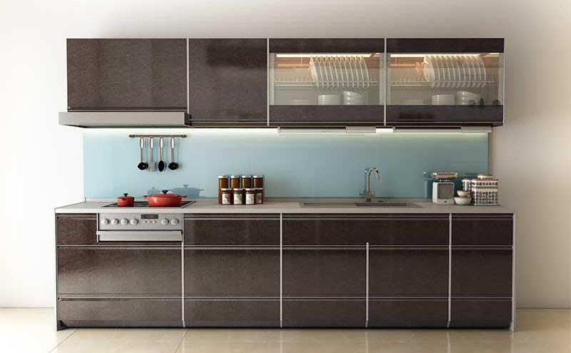 Tiện nghi, tinh tế, sang trọng hơn với tủ bếp Takara Standard.