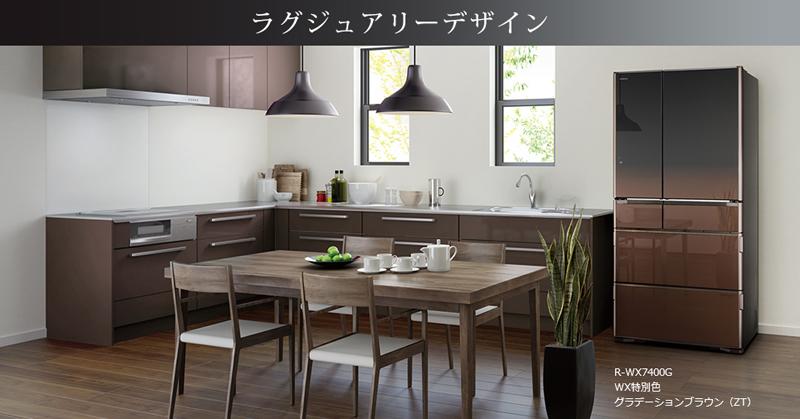 Giá thành của dòng tủ lạnh nội địa Nhật.