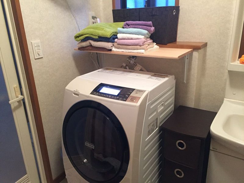 Giặt thật sạch không lo càng giặt càng bẩn.