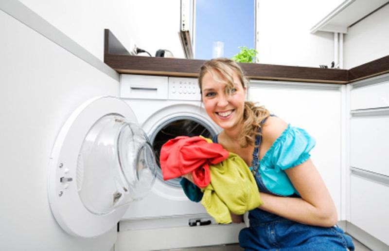 Sở hữu máy giặt không còn là chuyện nhức đầu.