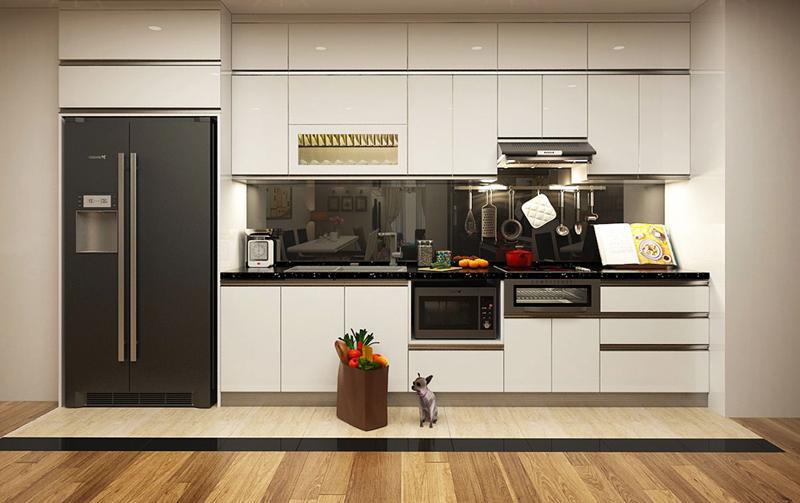 Tủ bếp Nhật Takara Standard-tô điểm cho căn bếp hiện đại.