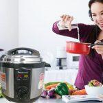Nguyên nhân và cách khắc phục nồi cơm điện nấu cơm không chín