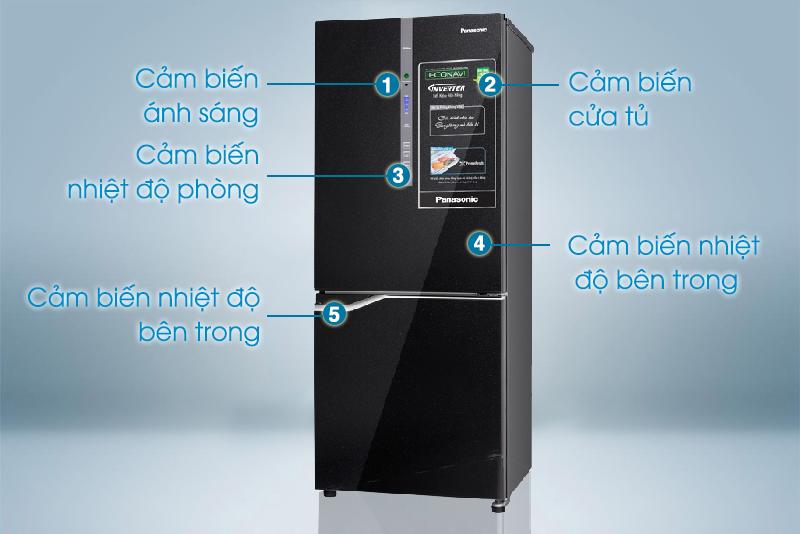 tủ lạnh Nhật