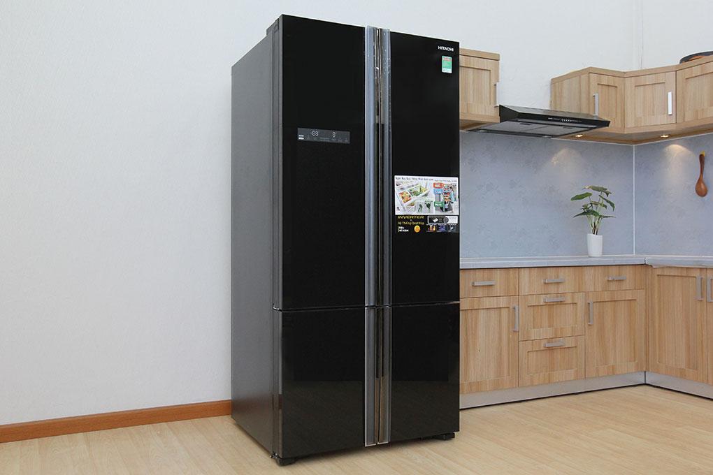 Ngăn chân không của tủ lạnh Hitachi