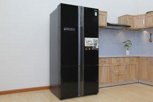 Sự khác biệt của tủ lạnh Nhật với tủ lạnh thường