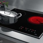 Mặt bếp từ được làm bằng chất liệu gì?