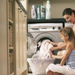 Giữ máy giặt bền đẹp, sạch khuẩn với những mẹo nhỏ sau