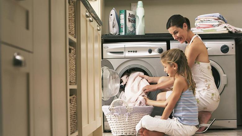 Giữ máy giặt bền đẹp sạch khuẩn với những mẹo nhỏ sau
