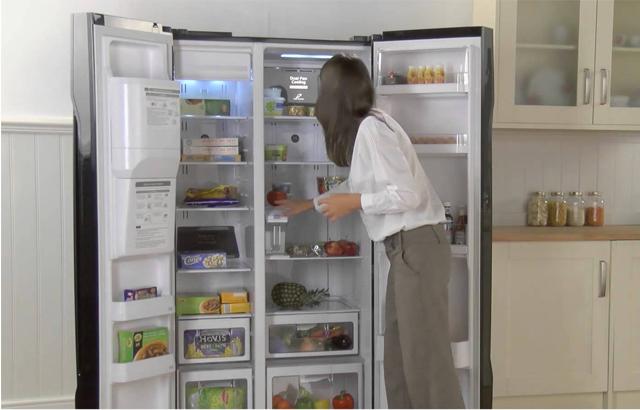 Tư vấn mua tủ lạnh cho gian bếp sang trọng