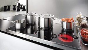 Tại sao bếp từ không tác động nhiệt lên nồi?