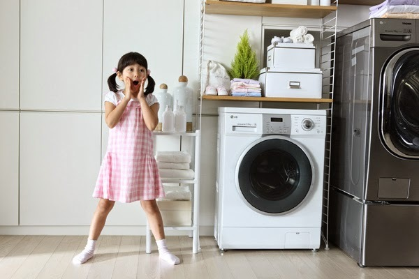 Tại sao nên chọn máy giặt có giặt nước nóng
