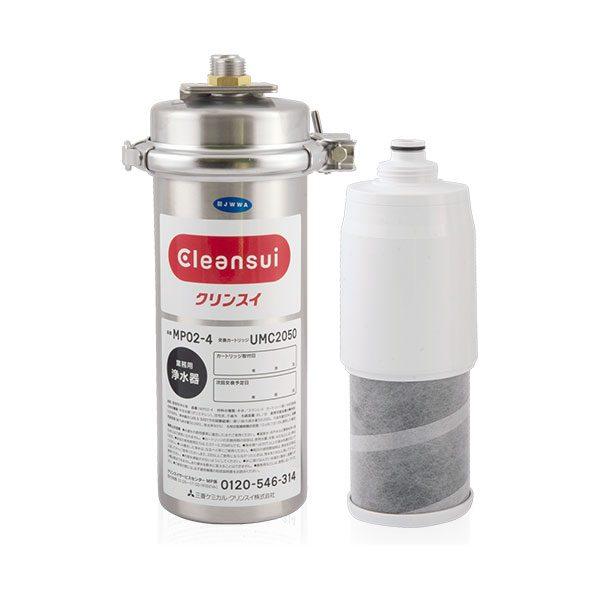 Thiết bị lọc nước tổng Cleansui MP024