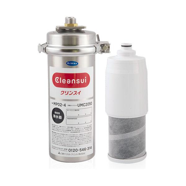 Thiết bị lọc nước tổng Cleansui MP02-4