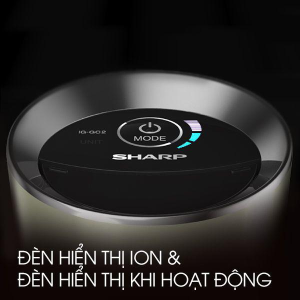 Lọc không khí oto Sharp IG-GC2E-B