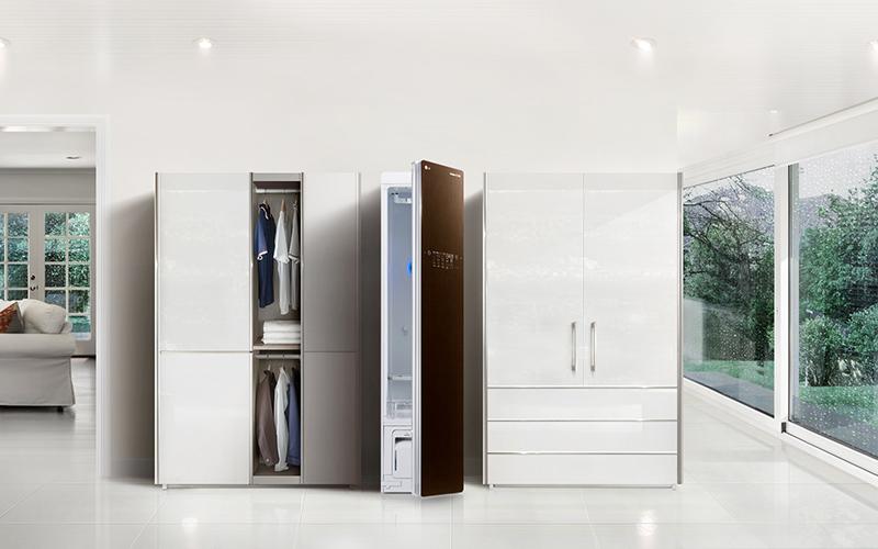 Máy giặt hấp sấy LG Styler S3RF