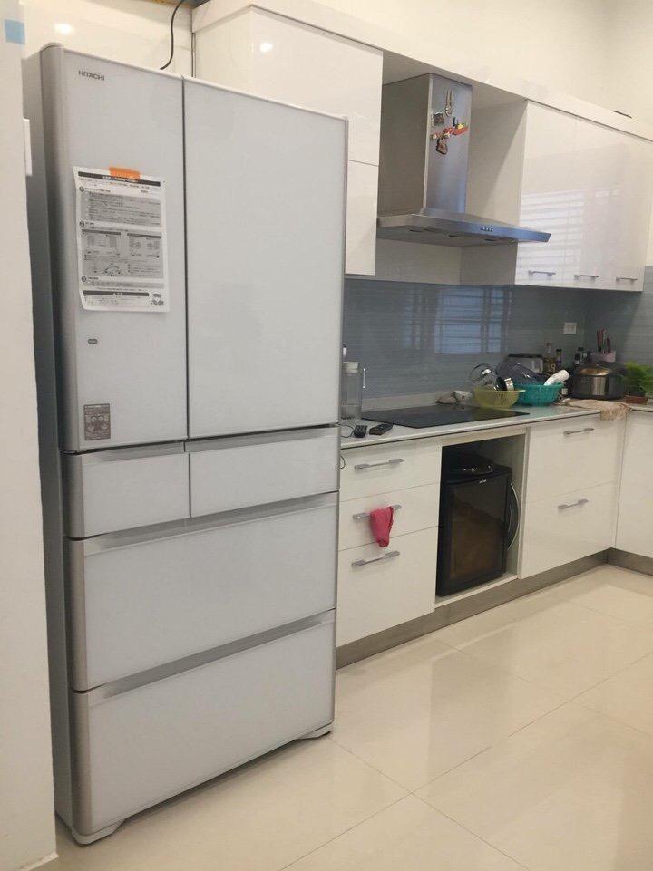 Tủ lạnh Hitachi RXG6700GXW