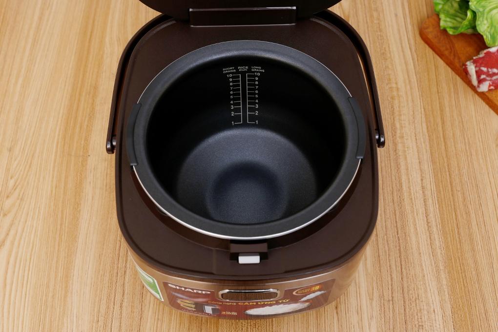Nồi cơm điện cao tần Sharp KS-IH190V-GL