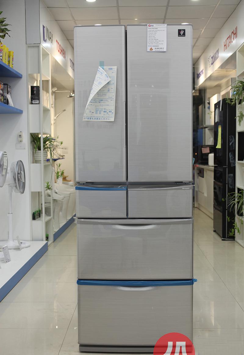 Tủ lạnh Sharp SJF462DS