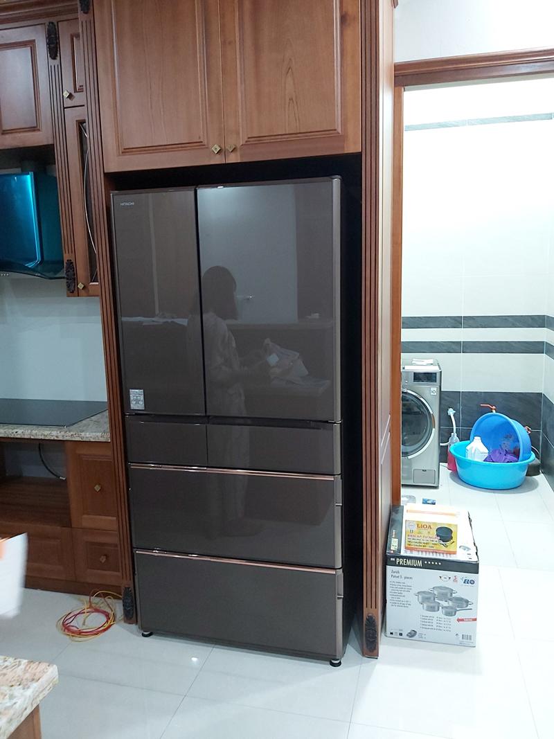 Tủ lạnh Hitachi RWX74J